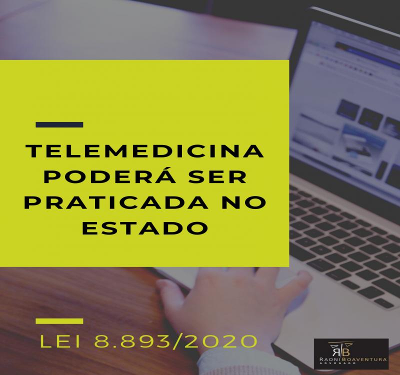 Telemedicina poderá ser praticada no estado do Rio de Janeiro