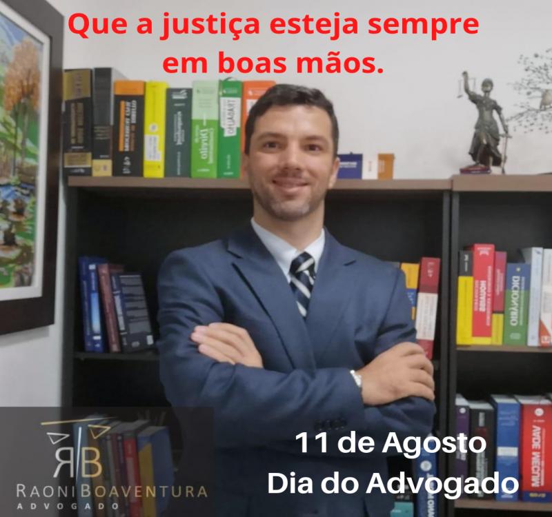 Dia 11 de Agosto - Dia do Advogado